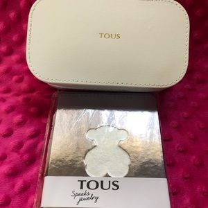 Other - Tous travel jewelry case and 2 notebook